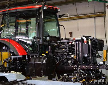 Pièces détachées de machines agricoles